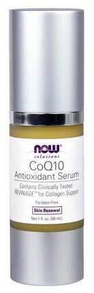 NOW Foods CoQ10 Antioxidant Serum, 1 Ounce