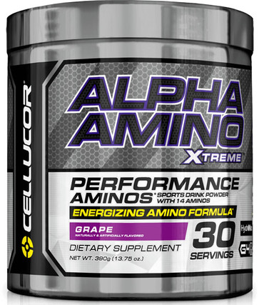 Cellucor Alpha Amino Xtreme, 30 Servings