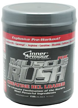 Inner Armour MUSCLE RUSH, 30 Servings
