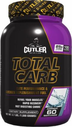 Jay Cutler Elite Series Total Carb, 60 Servings
