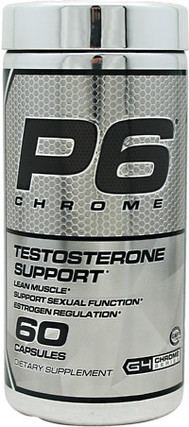 Cellucor P6 Chrome, 60 Capsules