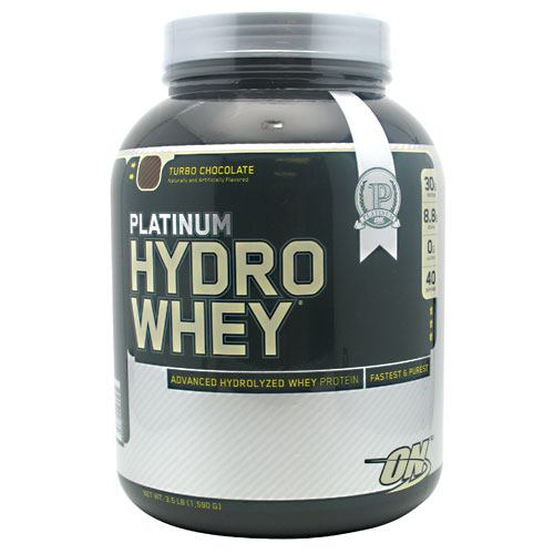 Platinum Hydrowhey, 3.5 Pounds, Chocolate Mint Flavor