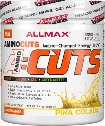 Allmax Nutrition AminoCuts, 30 Servings