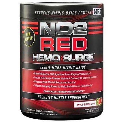 MRI NO2 Red Hemo Surge, 20 Servings