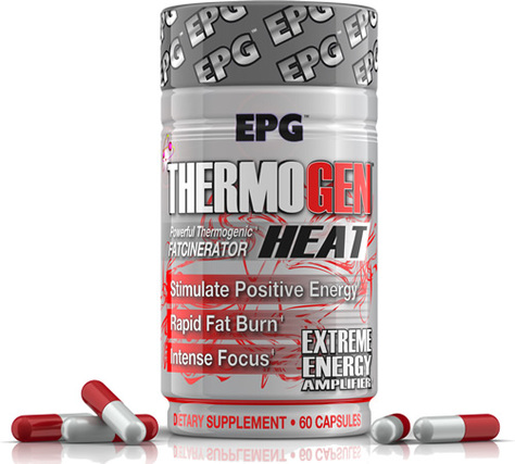 EPG Thermogen Heat, 60 Capsules