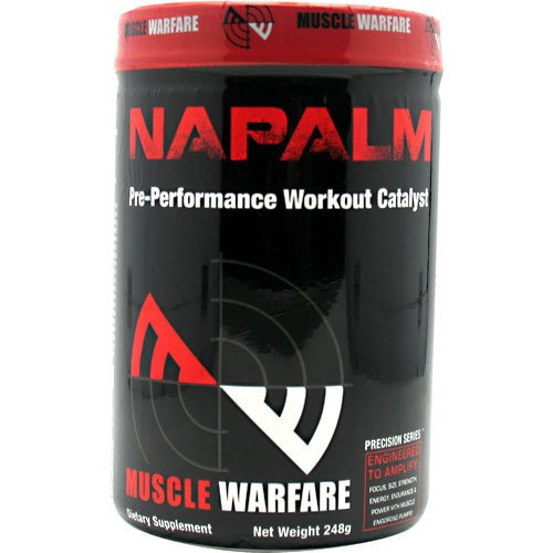 Napalm, 45 Servings, Raspberry Nectar Flavor 885493469714