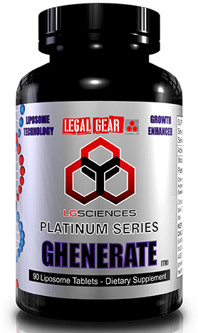 GHenerate, 90 Tablet 744890941479