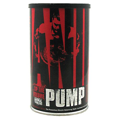 Animal Pump, 30 Packets 039442030542