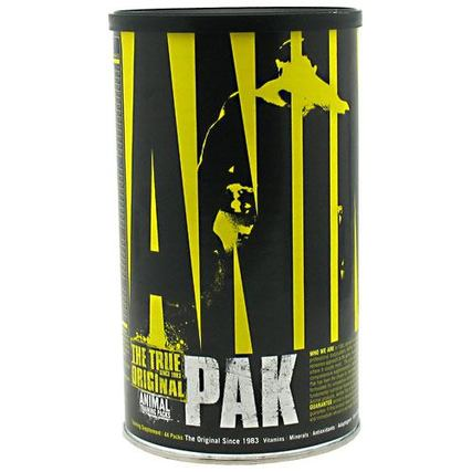 Universal Nutrition Animal Pak, 44 Packets