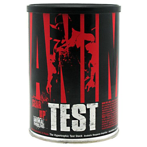 Animal Test by Universal Nutrition, 21 Packets 039442030320