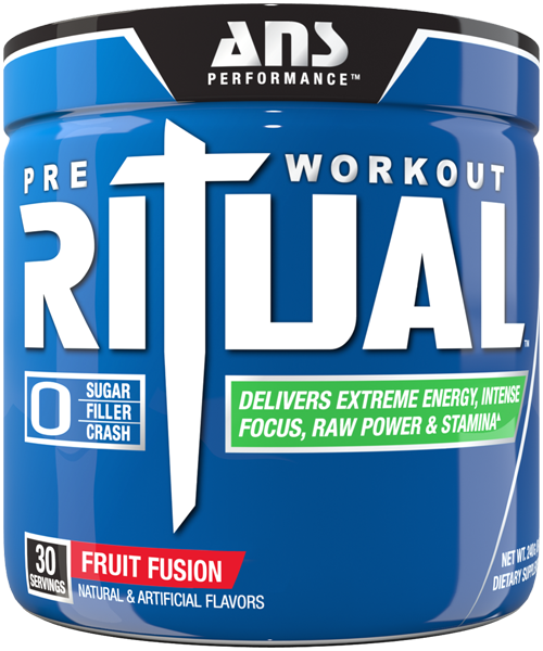 Ritual, 30 Servings, Candy Green Apple Flavor 609613521195