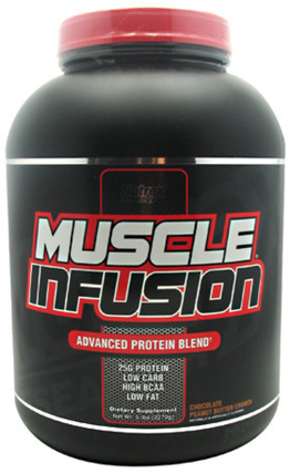 Nutrex Muscle Infusion, 5 Pounds