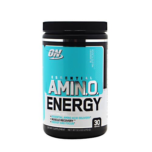 Amino Energy, 30 Serving, Blueberry Mojito Flavor 748927054002