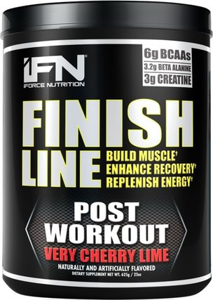 I Force FINISH LINE, 25 Servings