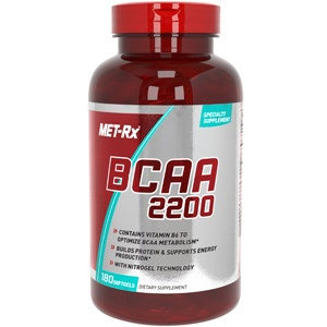 BCAA 2200, 180 Softgels 786560172974
