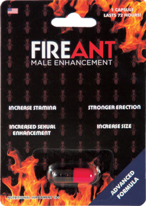 Eldorado Fire Ant Male Enhancer, 1 Capsule