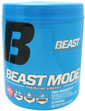 Beast Sports Beast Mode, 30 Servings