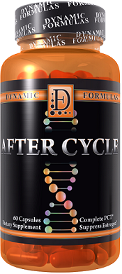 DYNAMIC FORMULAS After Cycle, 60 Capsules