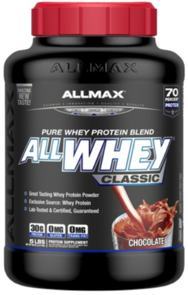 Allmax Nutrition ALLWHEY CLASSIC, 5 Pounds