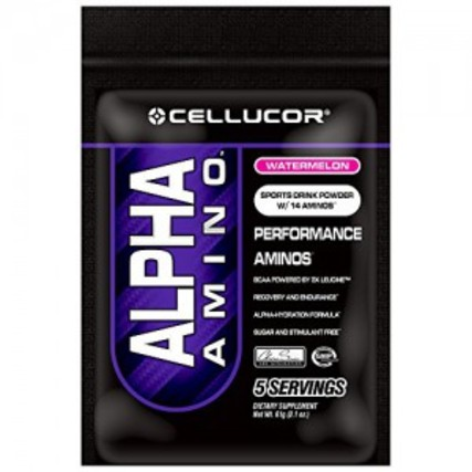 Cellucor Alpha Amino, 5 Servings