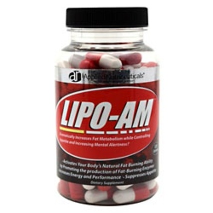 Applied Nutriceuticals Lipotrophin-AM, 120 Capsules