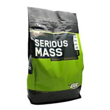 Optimum Nutrition Serious Mass, 12 Pounds