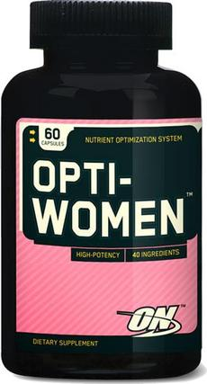 Optimum Nutrition OPTI-WOMEN, 60 Capsules