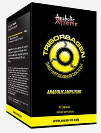 Athletic Xtreme (AX) Trisorbagen, 90 Capsules