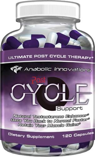 POST Cycle Support, 120 Capsules 804879089414