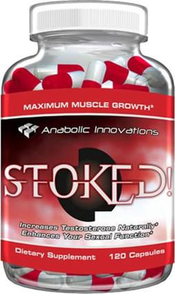 AI Sports Stoked, 120 Capsules