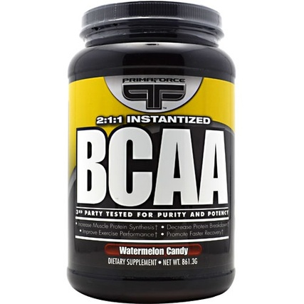 primaFORCE 2:1:1 Instantized BCAA