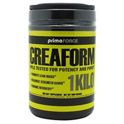 primaFORCE CREAFORM, 1000 Grams