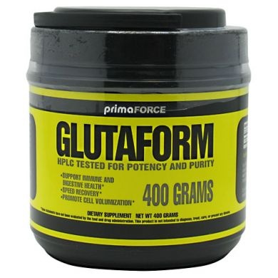 GlutaForm, 400 Grams 181030000403
