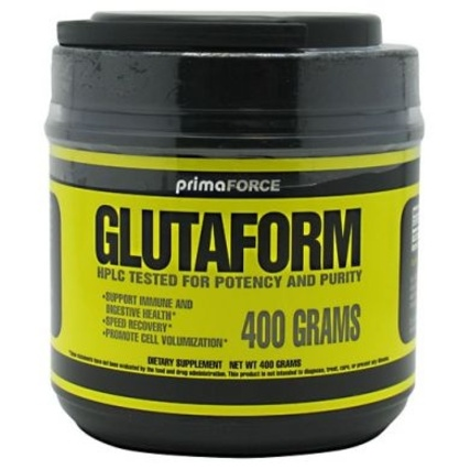 primaFORCE GlutaForm, 400 Grams
