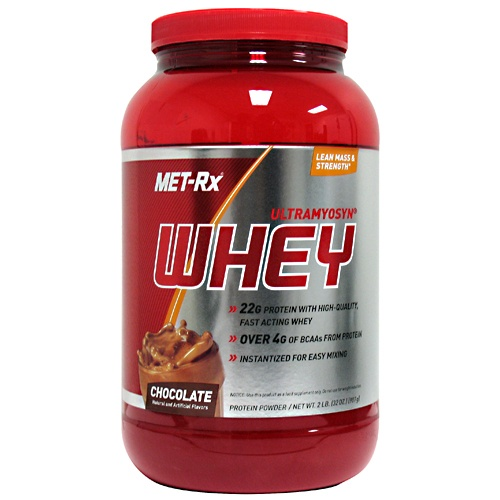 100% Ultramyosyn Whey, 2 Pounds, Chocolate Flavor 786560546188