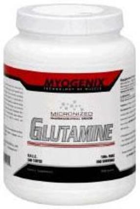 Myogenix Glutamine, 1000 Grams