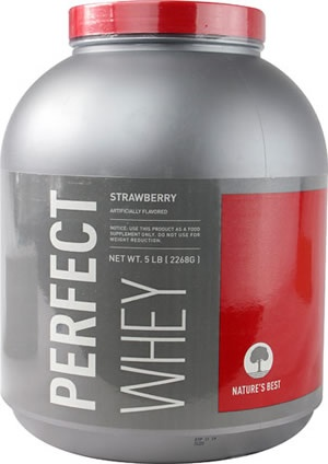 Natures Best Perfect Whey, 5 Pounds