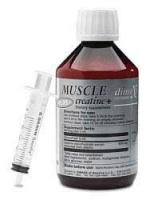 Dimaxx Muscle Creatine plus, 250 Milliliters 814363000016