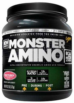 Cytosport Monster Amino, 30 Servings