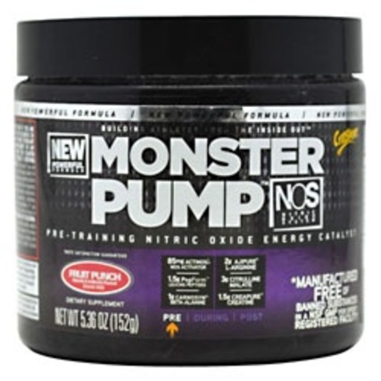 Cytosport Monster Pump, 10 Servings