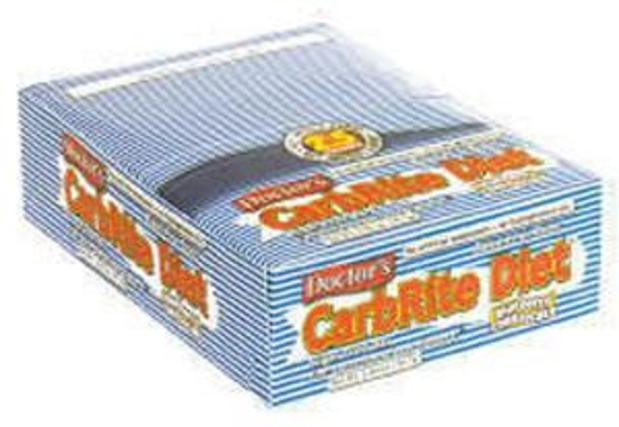 Doctor's CarbRite Diet Sugar Free Bar