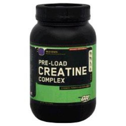 Optimum Nutrition Pre-Load Creatine Complex, 4 Pounds