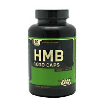 Optimum Nutrition HMB 1000, 90 Capsules