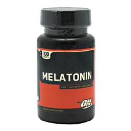 Melatonin 3 mg.