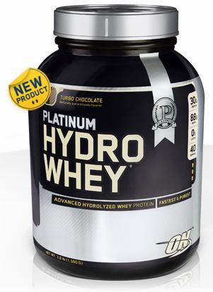 Platinum Hydrowhey, 3.5 Pounds, Supercharged Strawberry Flavor 748927026405